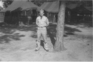 Donald McElyea, Alabama National Guard