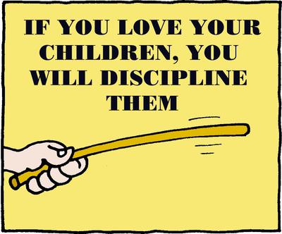 Prism to Discipline of Children