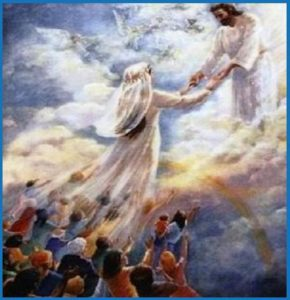 Heaven Ascent Bride