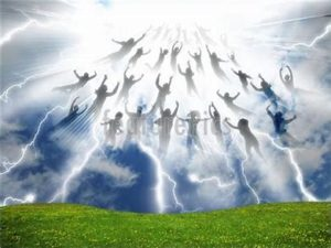 Heavenly Ascendancy Rapture