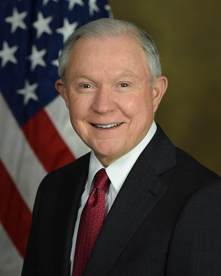 Jeff Sessions - AG Cleanup Messenger