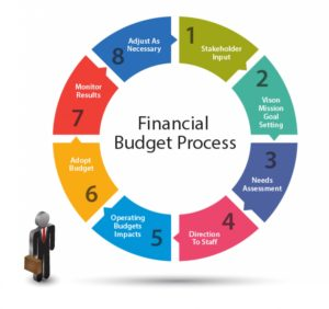 DonMcElyea.com Organizational Budgets