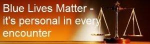 DonMcElyea.Com Blue Lives Matter