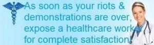 DonMcElyea.Com Exposing Healthcare Workers